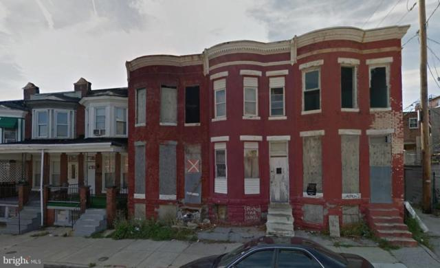 1822 Pulaski Street N, BALTIMORE, MD 21217 (#1000982713) :: Colgan Real Estate