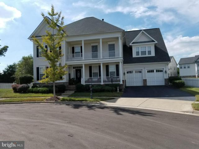 10938 A P Hill Court, BRISTOW, VA 20136 (#1000984911) :: Great Falls Great Homes