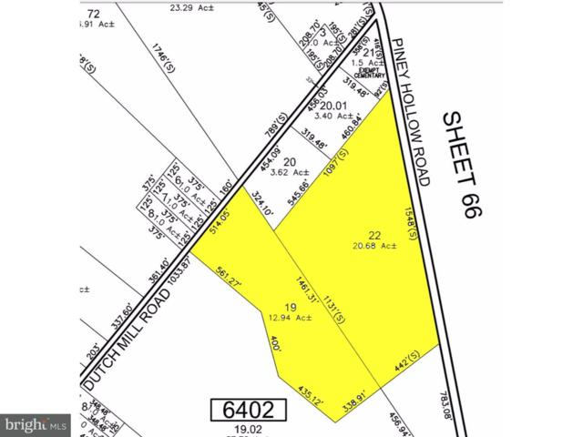Lot 22 Piney Hollow Road, NEWFIELD, NJ 08344 (#1001210827) :: The John Wuertz Team