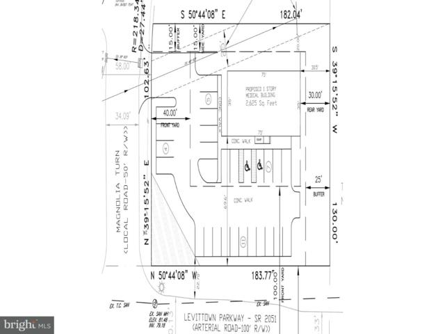 L;229 Levittown Parkway, LEVITTOWN, PA 19054 (#1001253619) :: Remax Preferred | Scott Kompa Group