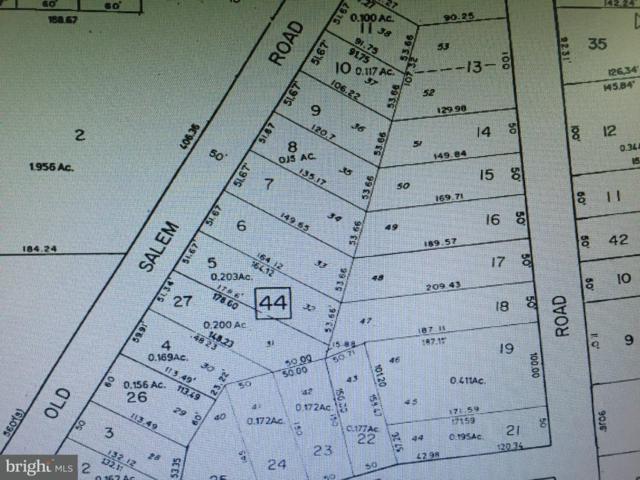 29 Old Salem Road, WOODSTOWN, NJ 08098 (MLS #1001764397) :: The Dekanski Home Selling Team