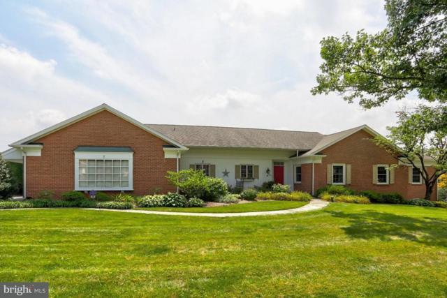 180 W Hillcrest Avenue, STRASBURG, PA 17579 (MLS #1002659525) :: The Craig Hartranft Team, Berkshire Hathaway Homesale Realty