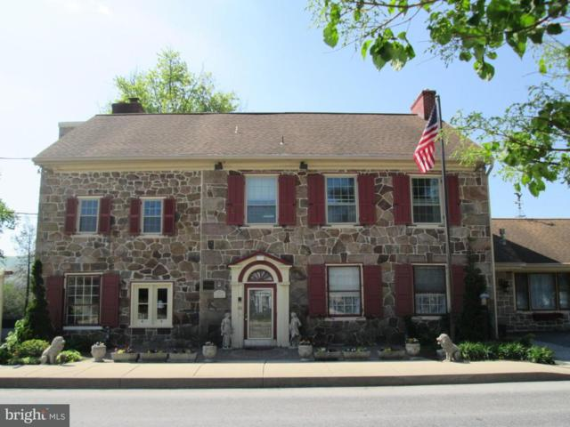 2100 Main Street, NARVON, PA 17555 (#1002659685) :: The Craig Hartranft Team, Berkshire Hathaway Homesale Realty