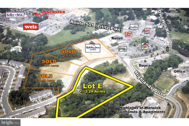 0 Trolley Run Road E, LITITZ, PA 17543 (#1002663167) :: The Joy Daniels Real Estate Group