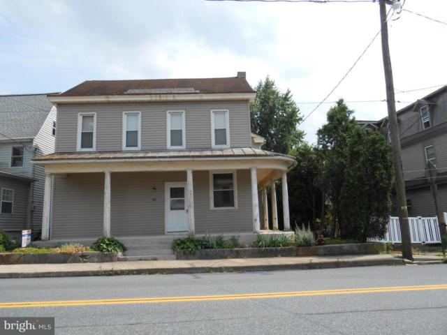 21 & 23 W Main Street, REINHOLDS, PA 17569 (#1002669233) :: The Jim Powers Team