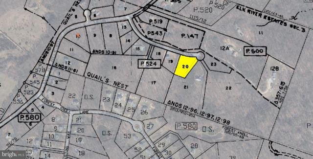 Lot 20 Sparrows Way, ELKTON, MD 21921 (#1003307787) :: The Miller Team