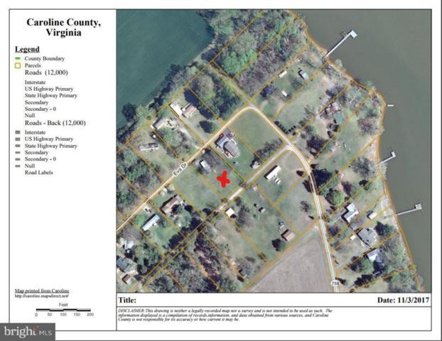 Eva Drive - Lot 18 Sec 3 Drive, PORT ROYAL, VA 22535 (#1004070635) :: RE/MAX Cornerstone Realty