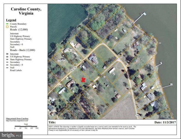 Eva Drive - Lot 17 Sec 3 Drive, PORT ROYAL, VA 22535 (#1004070637) :: RE/MAX Cornerstone Realty