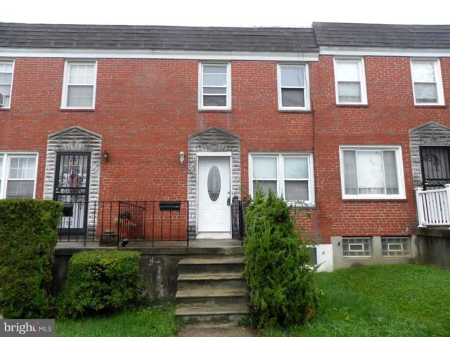 582 Lucia Avenue, BALTIMORE, MD 21229 (#1004109421) :: The Putnam Group