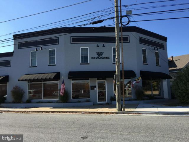 401 Academy Street, CAMBRIDGE, MD 21613 (#1004257367) :: Barrows and Associates