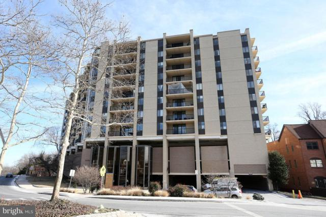 4242 East West Highway #1120, CHEVY CHASE, MD 20815 (#1004349885) :: Dart Homes