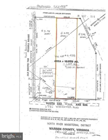 6986 Winchester Road, FRONT ROYAL, VA 22630 (#1004358041) :: Colgan Real Estate