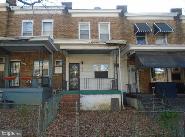3027 Lanvale Street W, BALTIMORE, MD 21216 (#1004365217) :: Homes to Heart Group