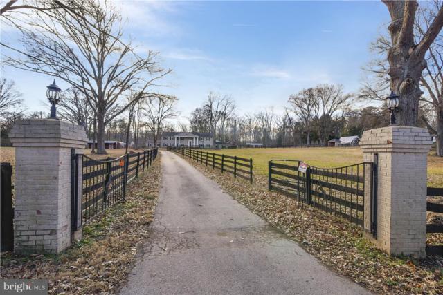 6807 Springfield Drive, LORTON, VA 22079 (#1004387989) :: Colgan Real Estate