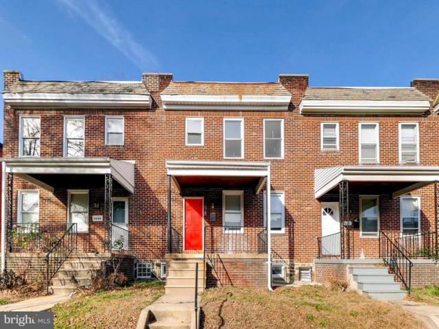 3628 Elmley Avenue, BALTIMORE, MD 21213 (#1004391765) :: Bic DeCaro & Associates
