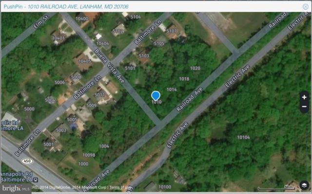 1010 Railroad Avenue, LANHAM, MD 20706 (#1004444337) :: Circadian Realty Group