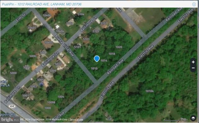 1012 Railroad Avenue, LANHAM, MD 20706 (#1004444333) :: SURE Sales Group