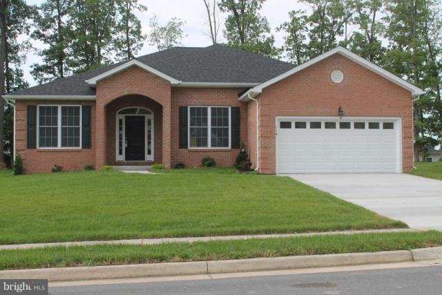 116 Wales Court Lot #3, WINCHESTER, VA 22602 (#1004505111) :: The Putnam Group