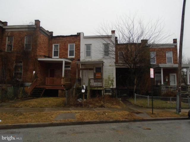 990 Franklintown Road N, BALTIMORE, MD 21216 (#1005560863) :: The Daniel Register Group