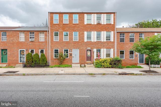 1210 Madison Street E, BALTIMORE, MD 21202 (#1005934703) :: Pearson Smith Realty