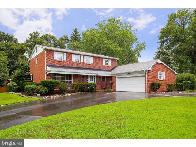1241 Heartwood Drive, CHERRY HILL, NJ 08003 (MLS #1005936597) :: The Dekanski Home Selling Team