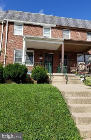 4605 Homer Avenue, BALTIMORE, MD 21215 (#1005937077) :: Labrador Real Estate Team