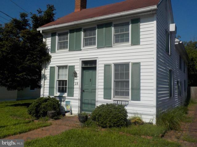 18 South Main Street, EAST NEW MARKET, MD 21631 (#1005951395) :: Labrador Real Estate Team