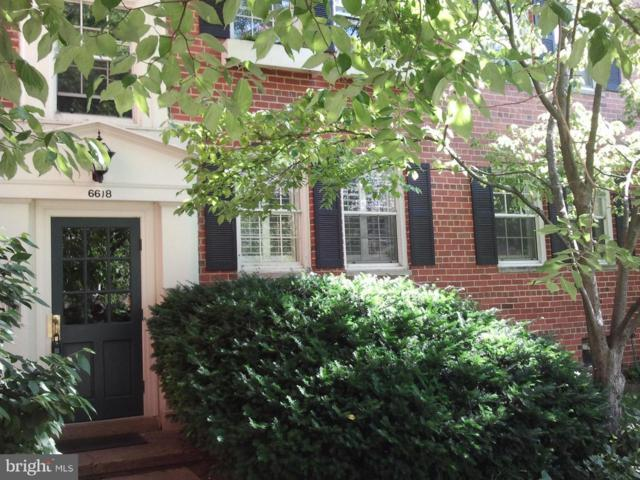 6618 Boulevard View A2, ALEXANDRIA, VA 22307 (#1005951527) :: Green Tree Realty