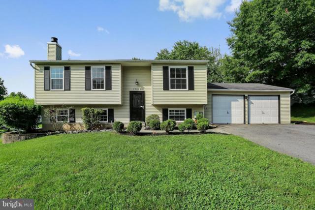 19816 Bramble Bush Drive, GAITHERSBURG, MD 20879 (#1005951787) :: Colgan Real Estate