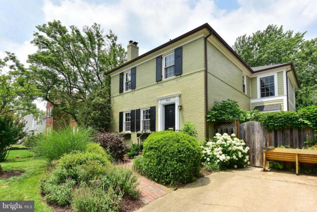 603 Windsor Avenue W, ALEXANDRIA, VA 22302 (#1005951853) :: The Withrow Group at Long & Foster