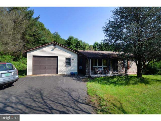 307 Germanville Road, ASHLAND, PA 17921 (#1005958461) :: The Craig Hartranft Team, Berkshire Hathaway Homesale Realty