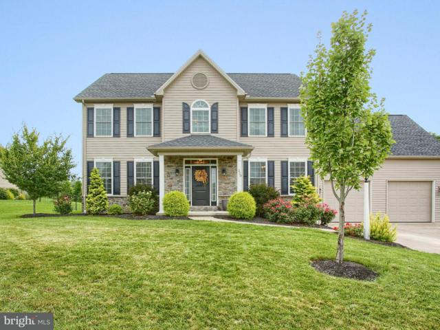 220 Dunbar Drive, MECHANICSBURG, PA 17050 (#1005959965) :: Benchmark Real Estate Team of KW Keystone Realty