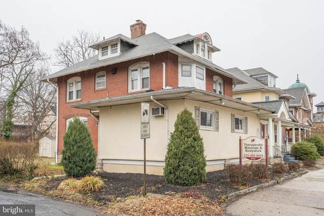 414 N Broad Street, LANSDALE, PA 19446 (#1005960393) :: REMAX Horizons