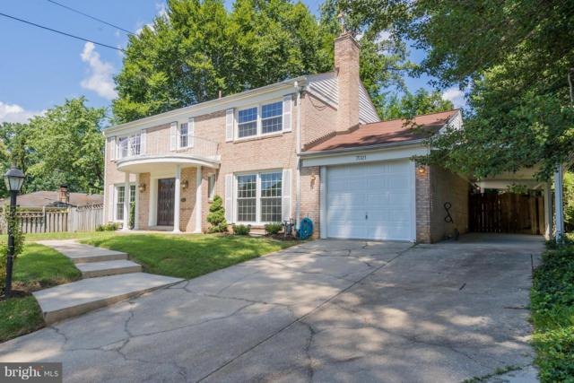7021 Whittier Boulevard, BETHESDA, MD 20817 (#1005965459) :: Colgan Real Estate