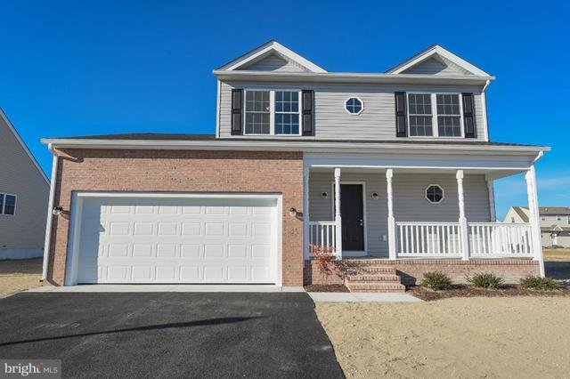 305 Cottonwood Drive, FRUITLAND, MD 21826 (#1005966263) :: Atlantic Shores Realty