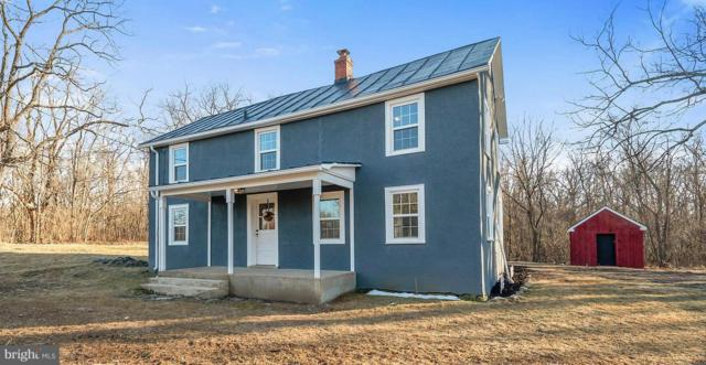 1070 Withers Larue Road, BERRYVILLE, VA 22611 (#VACL100001) :: The Putnam Group