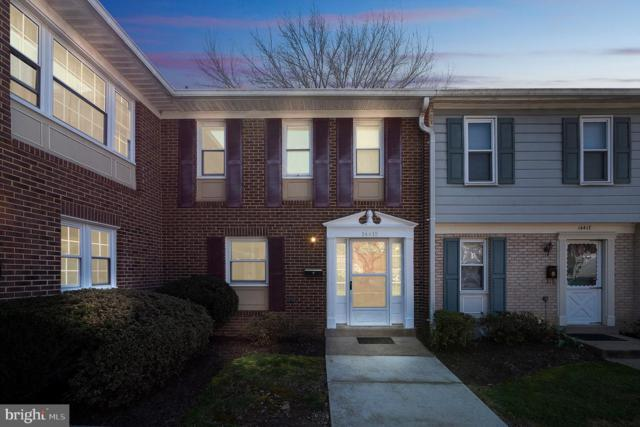 14419 Astrodome Drive #27, SILVER SPRING, MD 20906 (#MDMC100007) :: Shamrock Realty Group, Inc