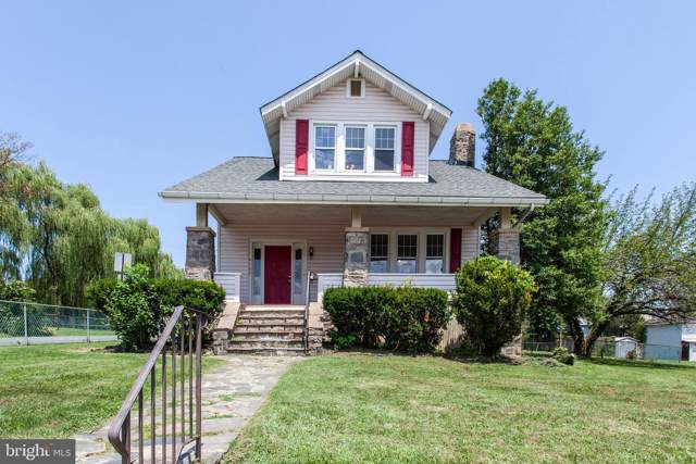 4100 E Northern Parkway, BALTIMORE, MD 21206 (#MDBA100009) :: AJ Team Realty