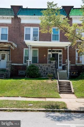 1609 E 33RD Street, BALTIMORE, MD 21218 (#MDBA100027) :: Eng Garcia Grant & Co.