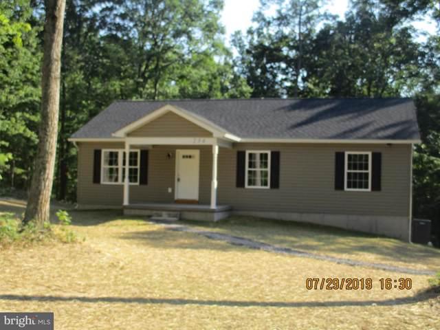 234 Vesey Drive, FRONT ROYAL, VA 22630 (#VAWR100009) :: Keller Williams Pat Hiban Real Estate Group