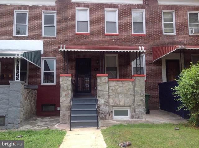 4155 Fairview Avenue, BALTIMORE, MD 21216 (#MDBA100047) :: The Licata Group/Keller Williams Realty