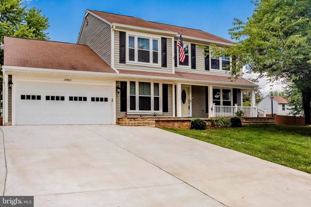10865 Monticello Court, GREAT FALLS, VA 22066 (#VALO100033) :: Great Falls Great Homes