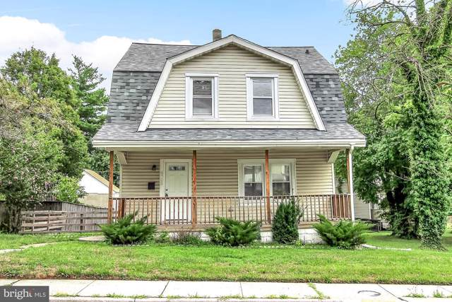 4705 Grindon Avenue, BALTIMORE, MD 21214 (#MDBA100071) :: Keller Williams Pat Hiban Real Estate Group