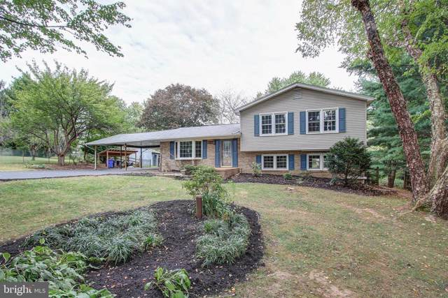 5793 Alfran Drive, MOUNT AIRY, MD 21771 (#MDFR100027) :: The Maryland Group of Long & Foster