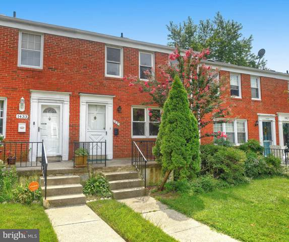 1431 Putty Hill, TOWSON, MD 21286 (#MDBC100073) :: ExecuHome Realty