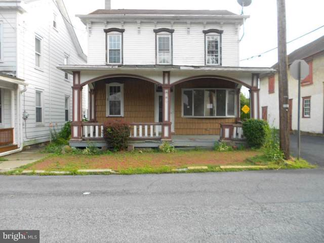 10 Maple Street, PINE GROVE, PA 17963 (#PASK100007) :: The Heather Neidlinger Team With Berkshire Hathaway HomeServices Homesale Realty