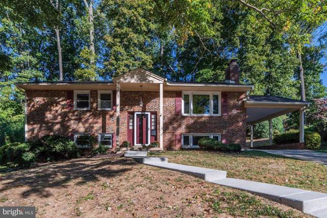 7428 Tower Street, FALLS CHURCH, VA 22046 (#VAFX100179) :: Keller Williams Pat Hiban Real Estate Group