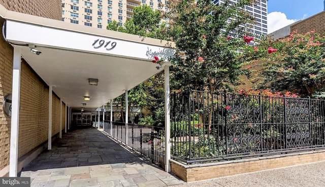 1919 Chestnut Street #2513, PHILADELPHIA, PA 19103 (#PAPH100281) :: John Smith Real Estate Group
