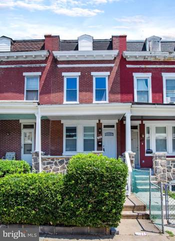 319 Gwynn Avenue, BALTIMORE, MD 21229 (#MDBA100115) :: The Licata Group/Keller Williams Realty