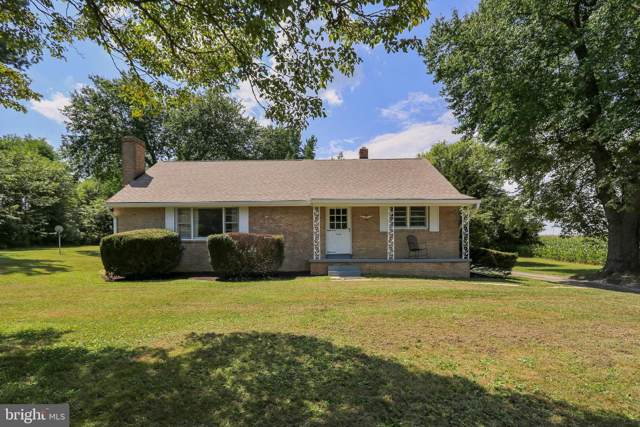 1016 Buckeystown Pike, ADAMSTOWN, MD 21710 (#MDFR100045) :: AJ Team Realty
